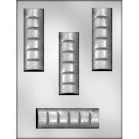Candy Bar 4.5 in. Chocolate Mold