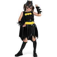 Super Hero Batgirl Costume Child