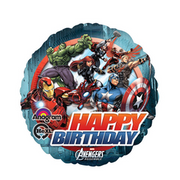 "Marvel Avengers Balloon 18"" Mylar"