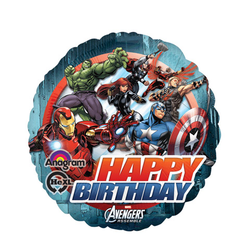 Marvel Avengers Balloon 18