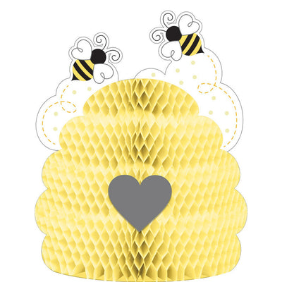 Bumble Bee Honeycomb Centerpiece