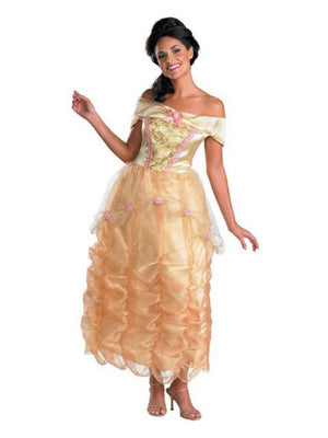 Adult Deluxe Princess Belle Costume