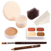 Ben Nye Fair Creme Personal Make-Up Kit Light