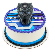 Black Panther Cake Topper Kit