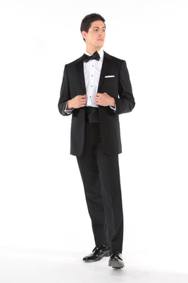 Black Wedding Tuxedo | Purchase