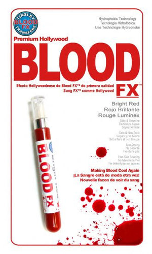 Realistic Hydrophobic Red Blood FX