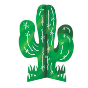 Cactus - 3 D Centerpiece/ 11.5 inches