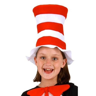 Dr. Seuss's Cat in the Hat Childrens Felt Hat