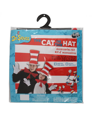 Dr. Seuss Cat In The Hat Adult Accessories Kit -