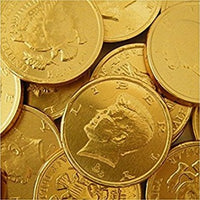 Chocolate Coins 10 PCS
