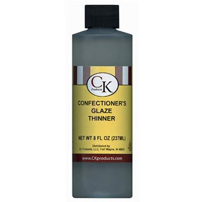Confectioner's Glaze Thinner 8 fl. oz.