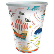 Yo Ho Ho - Pirate Collection/ Cups/ 8 Count
