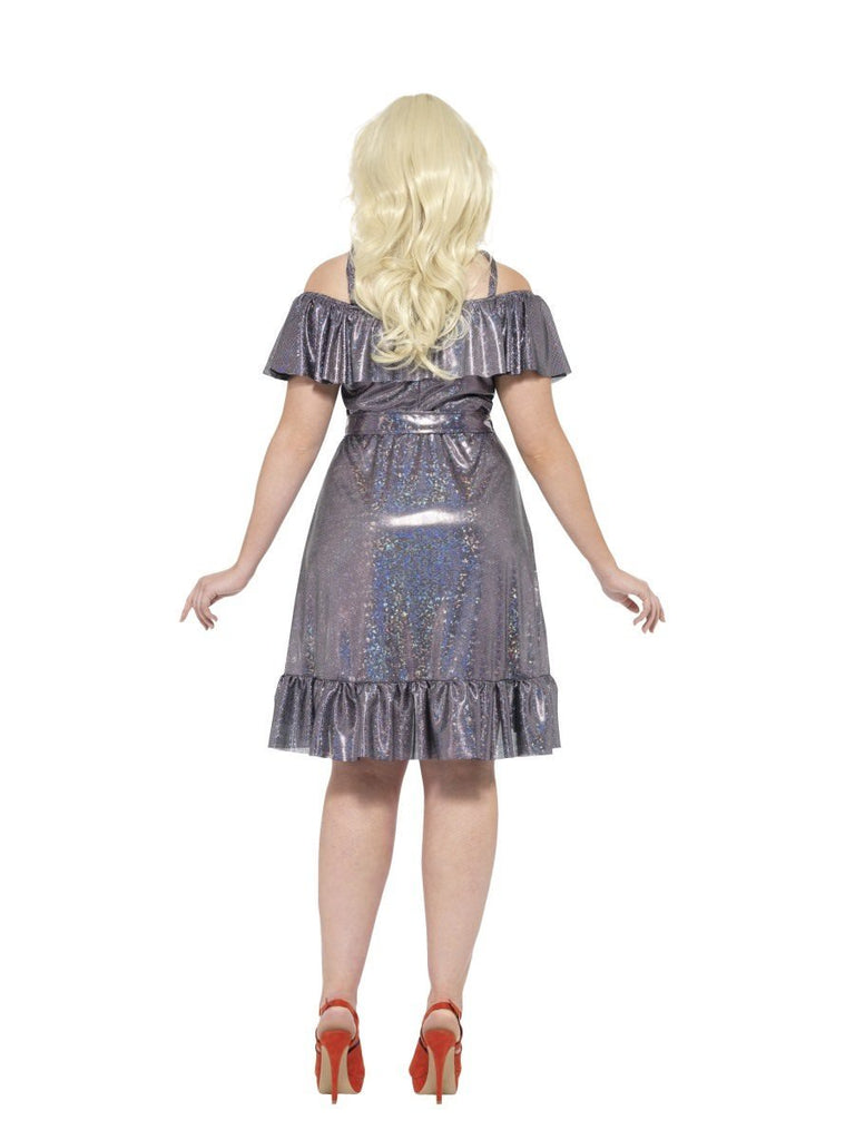 Plus Size 70\'s Disco Diva Costume