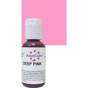AmeriColor Deep Pink Gel Paste 0.75oz