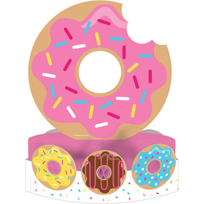 Fun Donut Party Centerpiece