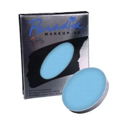 Mehron's Paradise Face and Body Paint/ Light Blue/0.25 oz.