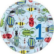 Bug Party Dessert Plates