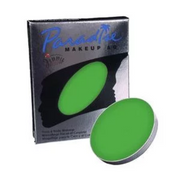 Mehron's Paradise Face and Body Paint/ Lime Green/ 0.25 oz.