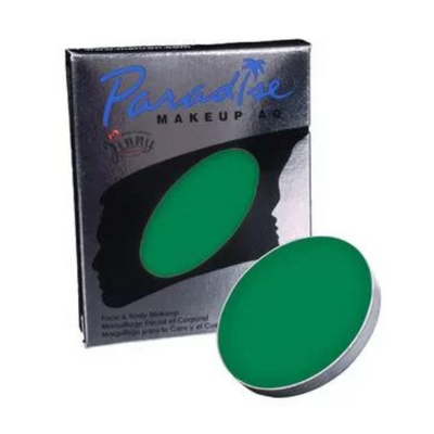 Mehron's Paradise Face and Body Paint/ Green/ 0.25 oz.