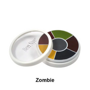 Ben Nye Zombie Wheel Make-Up Wheel / Ben Nye Professional Wheel / Zombie Make Up