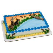 Duck Hunter Cake Topper