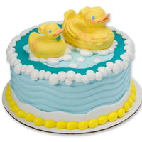 Ducks Cake Topper
