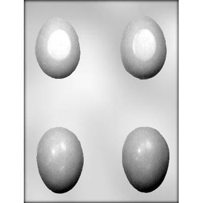 3-D Easter Egg Medium Chocolate Mold