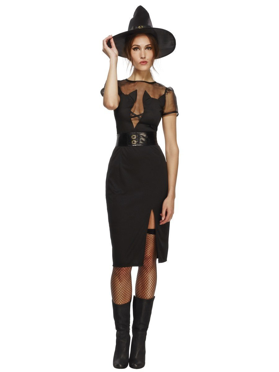 Enchanting Cat  Witch Costume