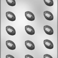 Small Football Chocolate Mold