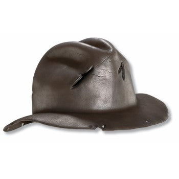 Freddy Krueger Adult Hat -Brown