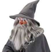 Deluxe Grey Gandalf Wizard Hat
