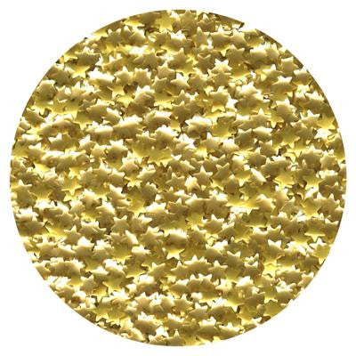 Edible Gold Glitter Stars 4.5 Grams