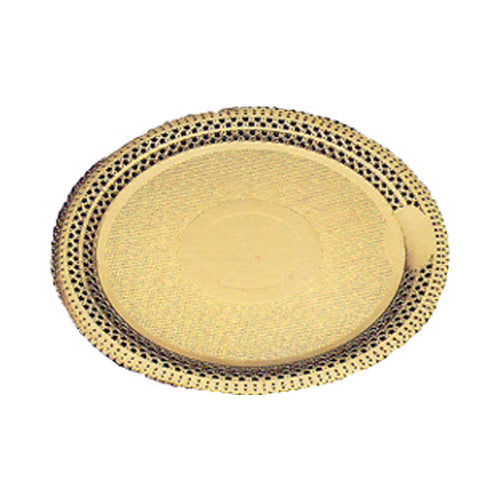 Gold Lace Cake Board - 12 Inch