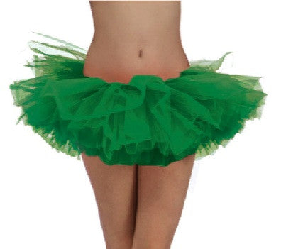 Adult Lime Green Tutu Accessory