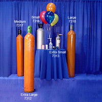 Extra Small Helium Tank Rental