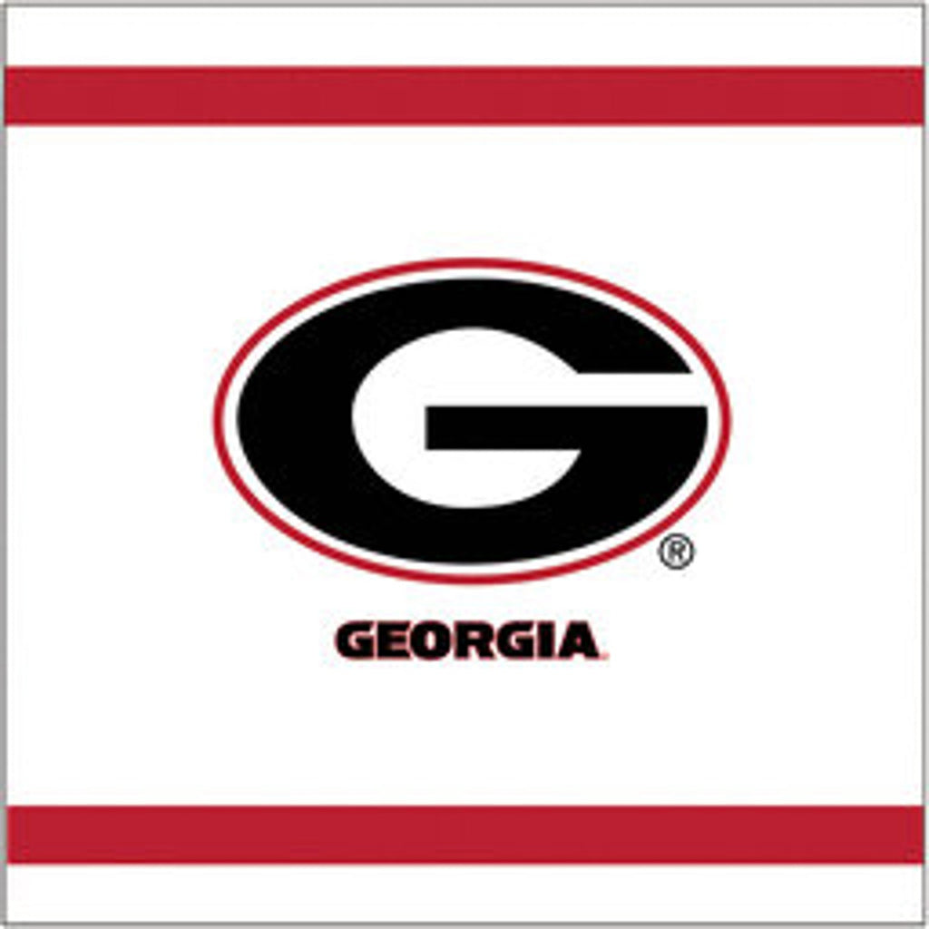 UGA Party Lunch Napkins