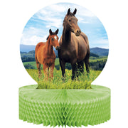 Horse Party Centerpiece