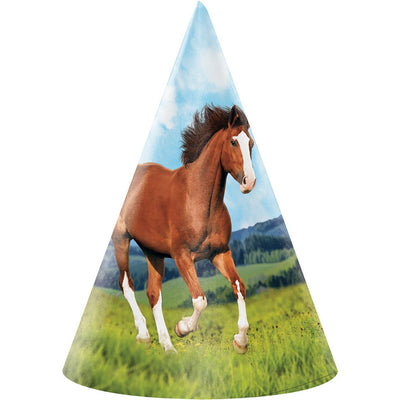 Horse Themed Party Hats