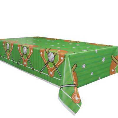 Baseball Party Tablecover