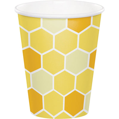 Bumble Bee Party Cups