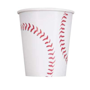 Baseball Party Cups