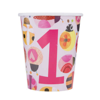Ladybug Party Cups