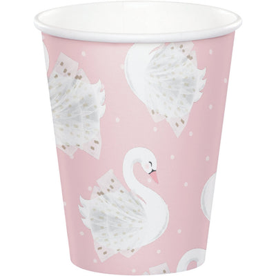 Swan Party Cups