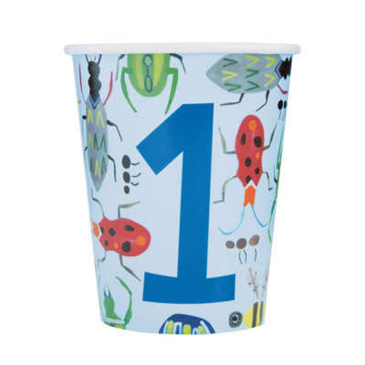 Bug Party Cups