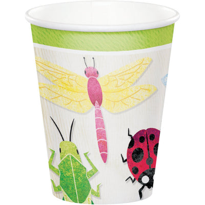 Party Bug Cups