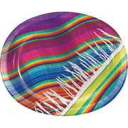 Serape Party Large Dinner Plate