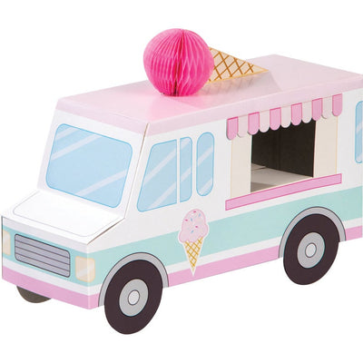 Ice Cream Truck Decor