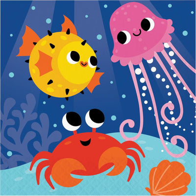 Under the Sea Party Napkins
