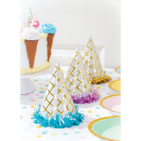 Ice Cream Tassel banner