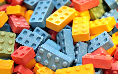 Edible Candy Legos